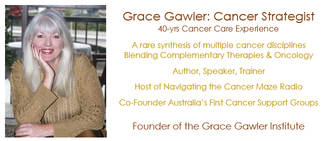 Grace Gawler 40-yrs in cancer medicine