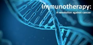 Immunotherapy cancer DNA