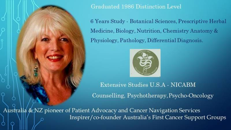 Grace Gawler Institute Safely Navigating the Complex Cancer